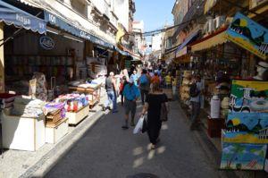 Comércio carioca vendeu menos 6,5% em agosto