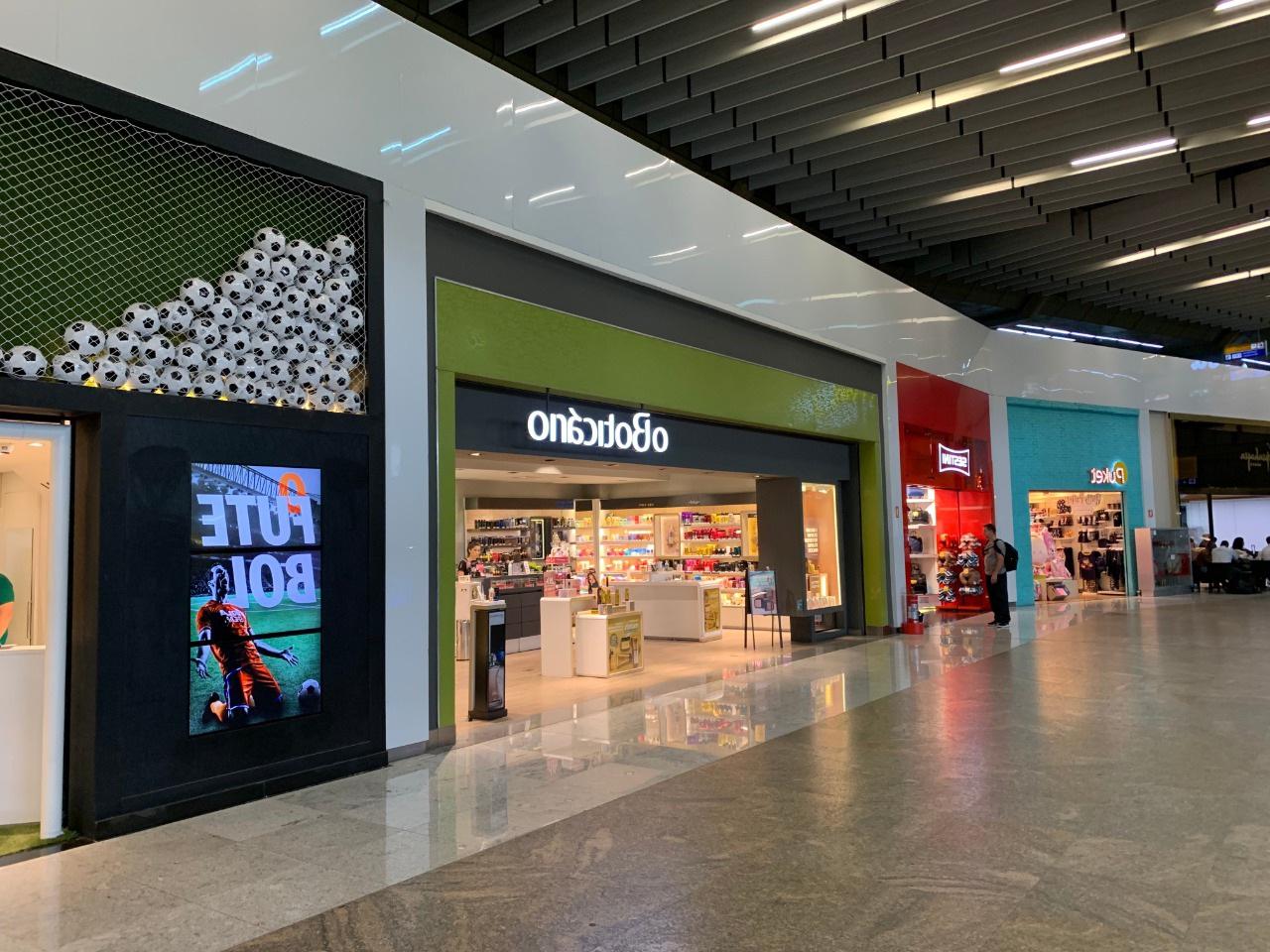 Somente lojas em aeroportos e rodoviárias podem funcionar no Dia do Comerciário