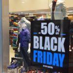 Cresceu para 90% as lojas físicas que pretendem participar da Black Friday