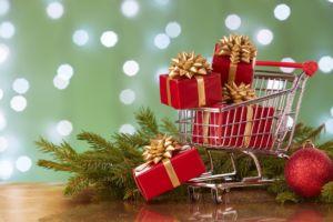 Lojistas esperam aumento de 3% nas vendas de Natal