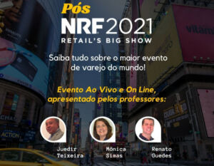 Pós NRF 2021 – Evento ao vivo e on-line