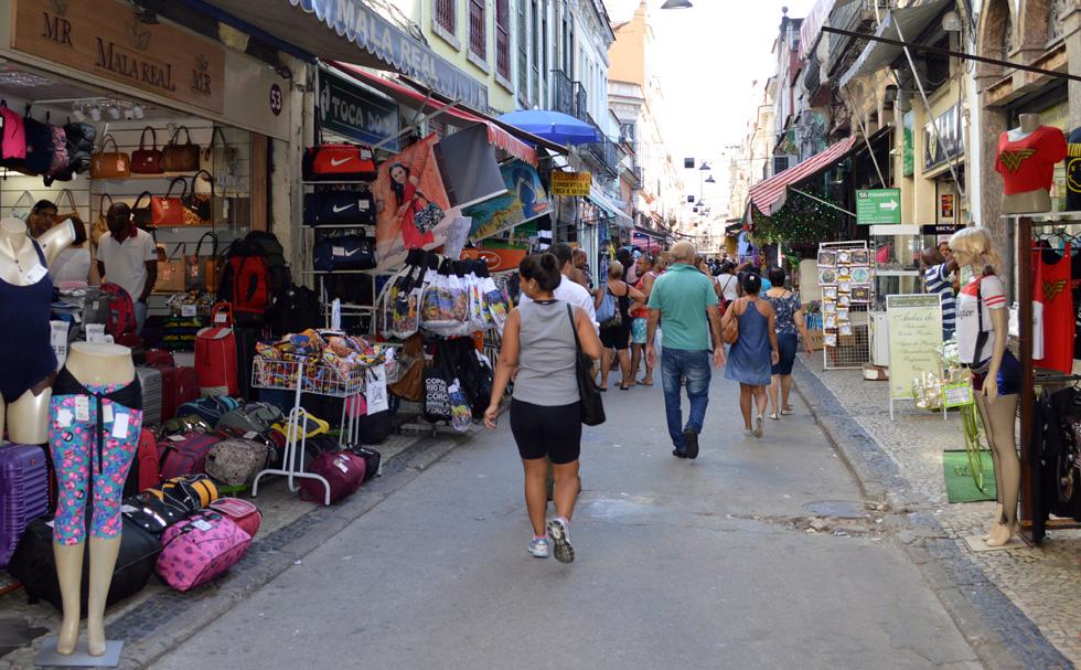 Comércio do Rio pode perder mais de R$ 4,6 bilhões com os feriados em 2021