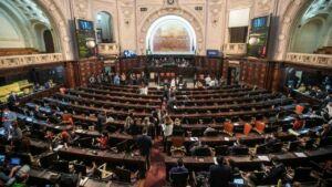 Deputados aprovam auxílio emergencial de até R$ 300 no RJ
