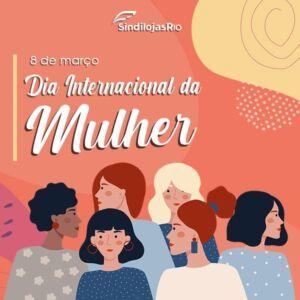 Read more about the article 8 de março – Dia Internacional da Mulher