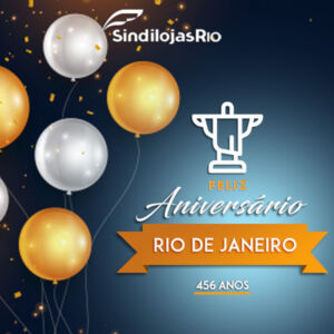 Feliz Aniversário, Rio!