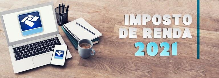 Nova versão do programa gerador da Declaração do IRPF 2021 está disponível