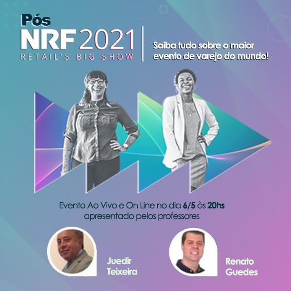 Read more about the article Pós NRF 2021 – Live gratuita