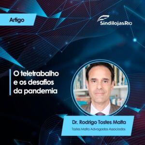 Read more about the article O teletrabalho e os desafios da pandemia