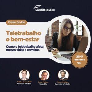 Read more about the article Teletrabalho e bem-estar
