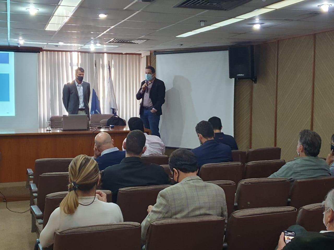 Read more about the article Projeto Hub de Inovação no Centro