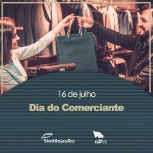 Read more about the article 16 de julho – Dia do Comerciante