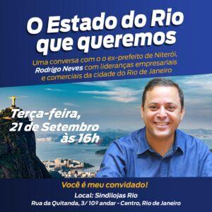 Read more about the article O Estado do Rio que queremos