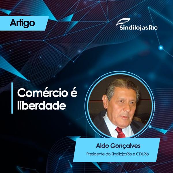 Read more about the article Comércio é liberdade