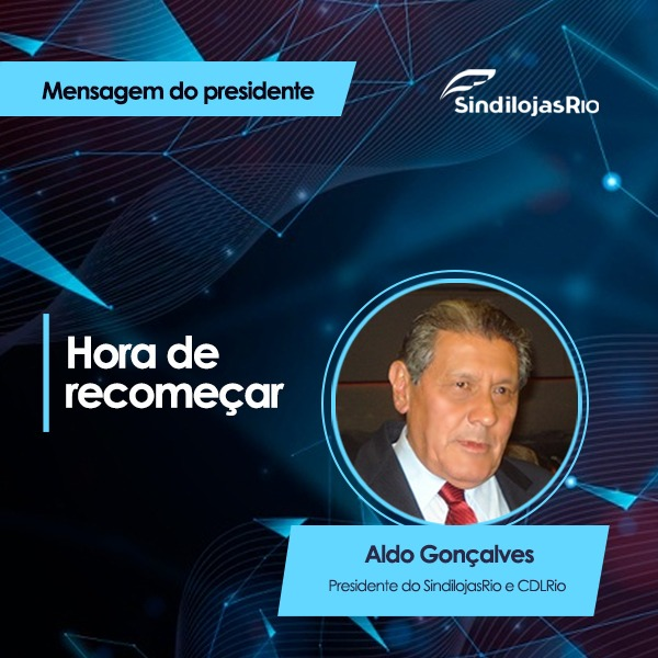 Read more about the article Hora de recomeçar